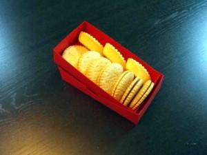 Cookie gift box Ambalaje Plastic | Ambalaje Din Plastic