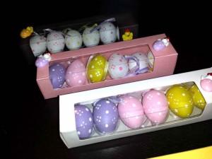 Egg carton boxes