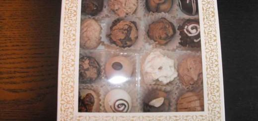 Cutii carton cu fereastra 16 trufe Ambalaje Plastic   Ambalaje Din Plastic