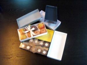 Box of 10 original pralines Ambalaje Plastic | Ambalaje Din Plastic