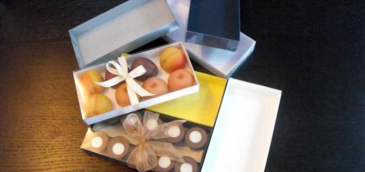 Cutii din carton pentru 10 praline Ambalaje Plastic | Ambalaje Din Plastic