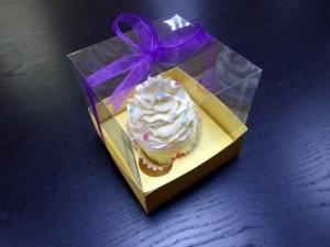 Box for cupcake