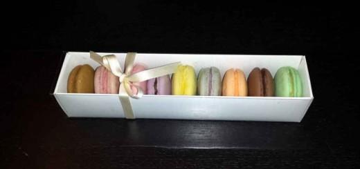 Cutii carton pentru Macarons