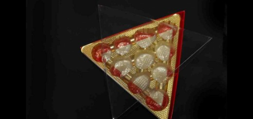 Cutii din plastic chesa forma triunghi Ambalaje Plastic | Ambalaje Din Plastic