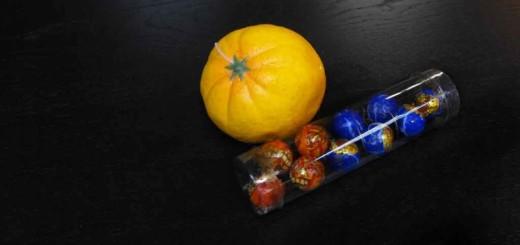 Cutii cilindrice pentru bomboane preambalate Ambalaje Plastic   Ambalaje Din Plastic