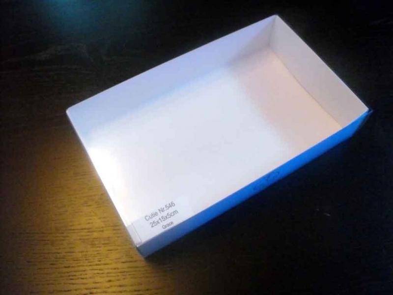 Cutii din carton Macarons, dulciuri