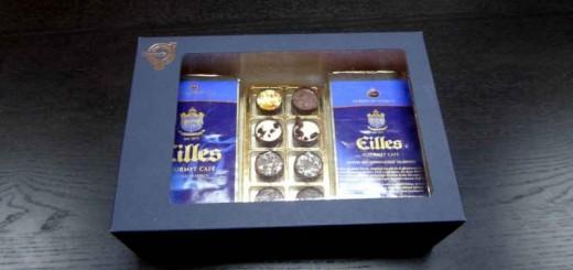 Cutii din carton pentru set cadou cafea