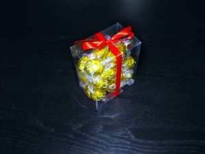 Clear plastic box for chocolate candy Ambalaje Plastic | Ambalaje Din Plastic