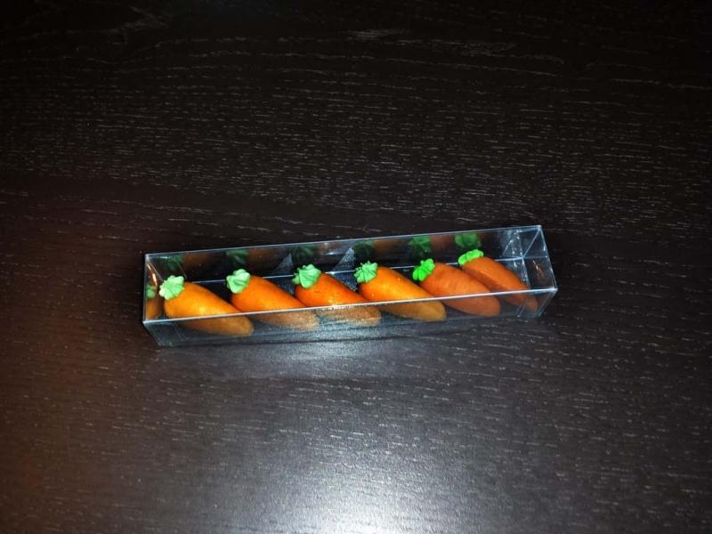 Cutii plastic cu capac figurine martipan