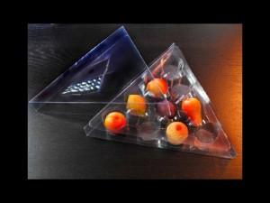 Marzipan chocolate box Ambalaje Plastic   Ambalaje Din Plastic