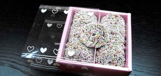 Cutiute biscuiti glazurati Ambalaje Plastic | Ambalaje Din Plastic
