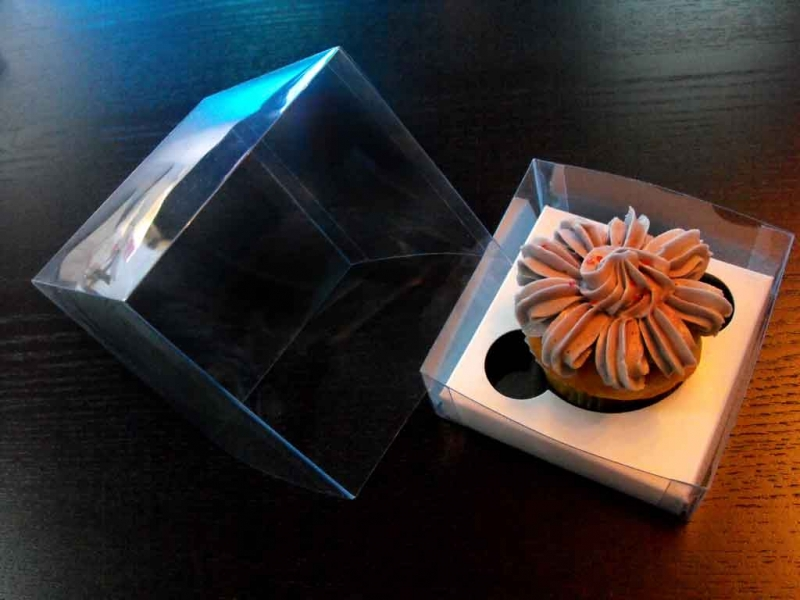 Cutii ambalaje muffins