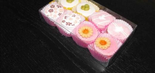 Cutii pentru petits fours, dulciuri Ambalaje Plastic | Ambalaje Din Plastic