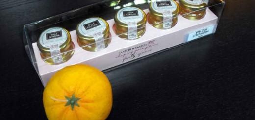Cutii plastic cu insert pentru borcanele miere
