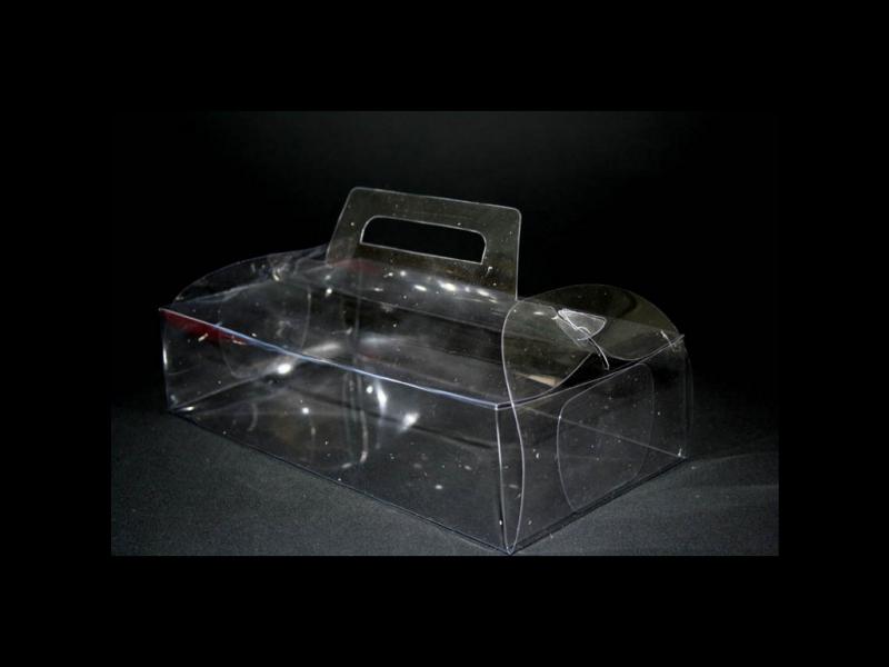 Cutii plastic torturi