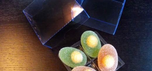 Cutiute cu chesa 4 jeleuri