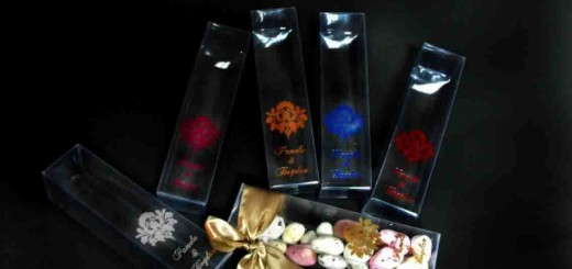 Cutiute marturii nunta cu bombonele Ambalaje Plastic | Ambalaje Din Plastic