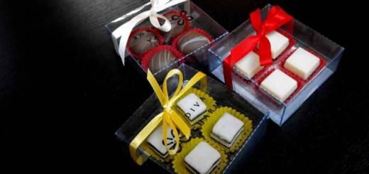 Cutiute din plastic cu praline pentru marturii nunta Ambalaje Plastic | Ambalaje Din Plastic