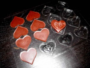 Heart chocolate mould supplier Ambalaje Plastic | Ambalaje Din Plastic