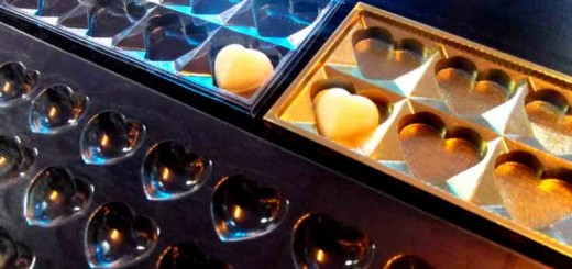 Heart chocolate mould Ambalaje Plastic | Ambalaje Din Plastic