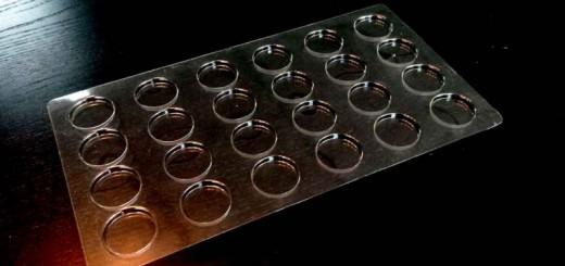 Forme turnat tablete ciocolata Ambalaje Plastic | Ambalaje Din Plastic