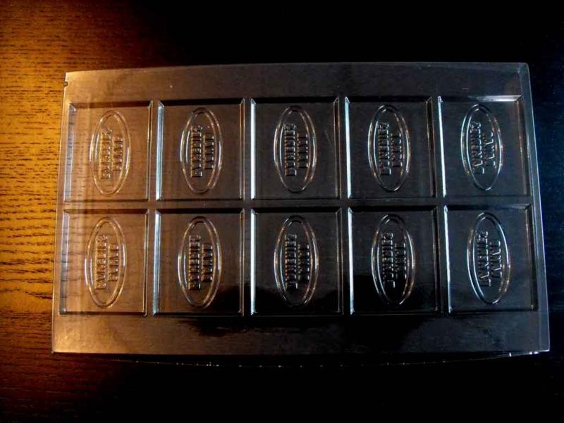 Forme turnat ciocolata pentru 10 tablete