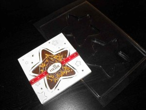 star chocolate moulds