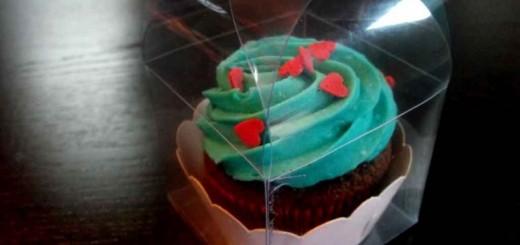Cutii cupcakes marturii nunta Ambalaje Plastic | Ambalaje Din Plastic