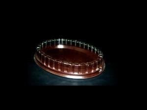 Plastic trays for cakes Ambalaje Plastic | Ambalaje Din Plastic