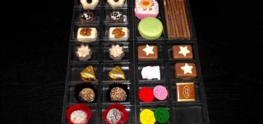 Tava compartimentata produse cofetarie Ambalaje Plastic   Ambalaje Din Plastic