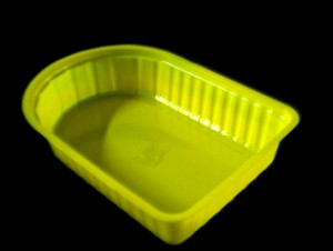 Catering plastic casserole