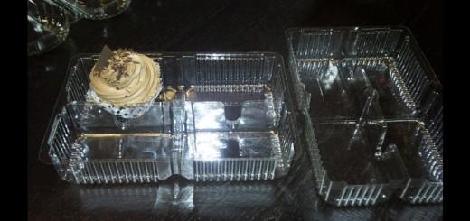 Caserole plastic compartimentate pentru cupcakes Ambalaje Plastic | Ambalaje Din Plastic