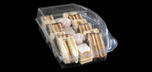 Caserole din plastic model ELEGANCE Ambalaje Plastic | Ambalaje Din Plastic