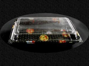 Sushi plastic containers Ambalaje Plastic | Ambalaje Din Plastic