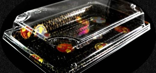 Caserole din plastic pentru sushi Ambalaje Plastic | Ambalaje Din Plastic
