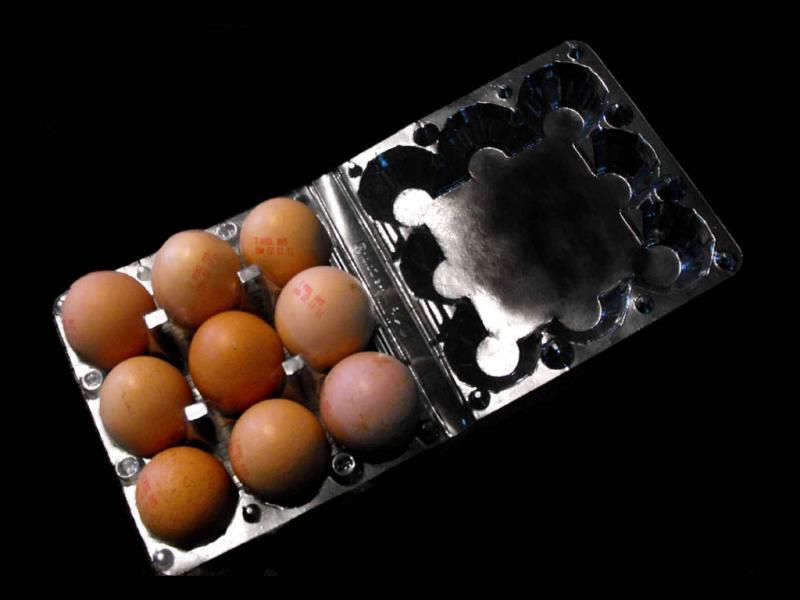 Caserole 9 oua gaina, cofraje oua