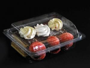 Caserole pentru prajituri model Bacarat