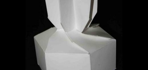 Cutii carton model evantai praline Ambalaje Plastic | Ambalaje Din Plastic