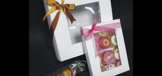 Cutii carton pentru tort, miniprajituri Ambalaje Plastic | Ambalaje Din Plastic