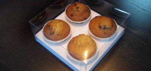 Cutii din plastic pentru 4 muffins Ambalaje Plastic | Ambalaje Din Plastic