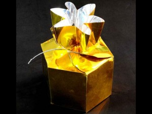 Sweets gold box