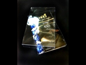 Chocolate plastic box packaging Ambalaje Plastic | Ambalaje Din Plastic