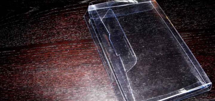 Mape din plastic transparent