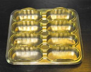 Platouri din plastic pentru minieclere Ambalaje Plastic | Ambalaje Din Plastic