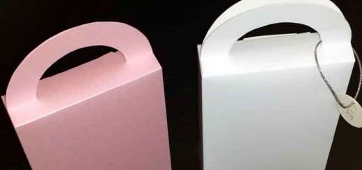 Posetute carton colorat cadouri Ambalaje Plastic | Ambalaje Din Plastic