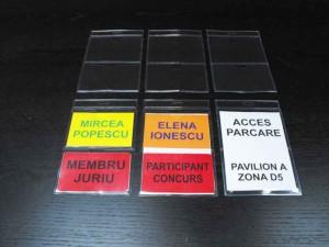 Posetute pentru carduri acces cladire si parcare