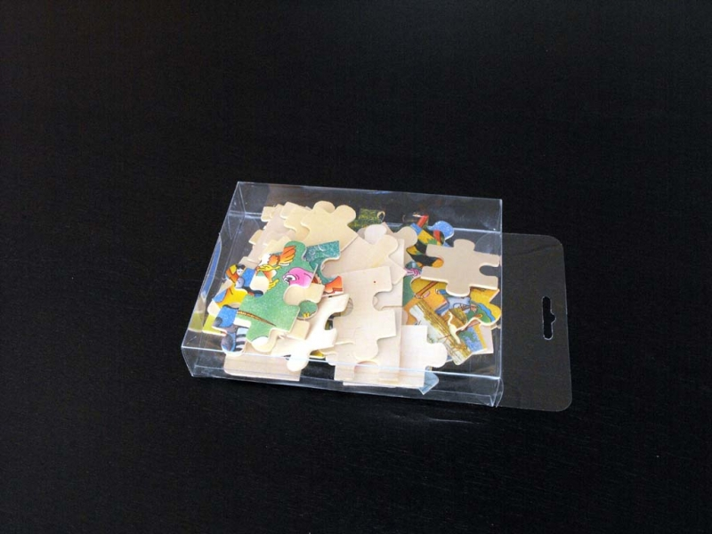 Packing box puzzle